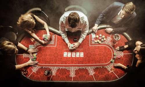 Poker Offered