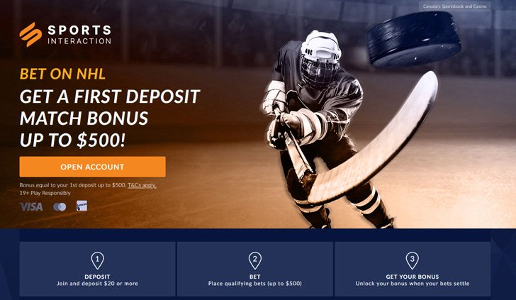 Sports InterAction Website - Mobile
