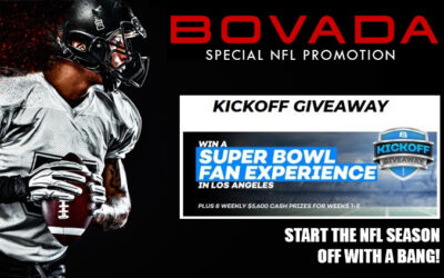 Bovada NFL Special Promotion